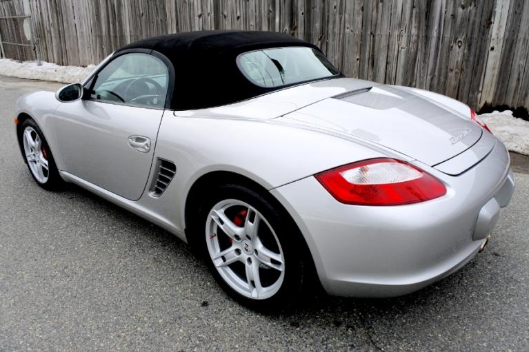 Used 2007 Porsche Boxster S Roadster Used 2007 Porsche Boxster S Roadster for sale  at Metro West Motorcars LLC in Shrewsbury MA 19