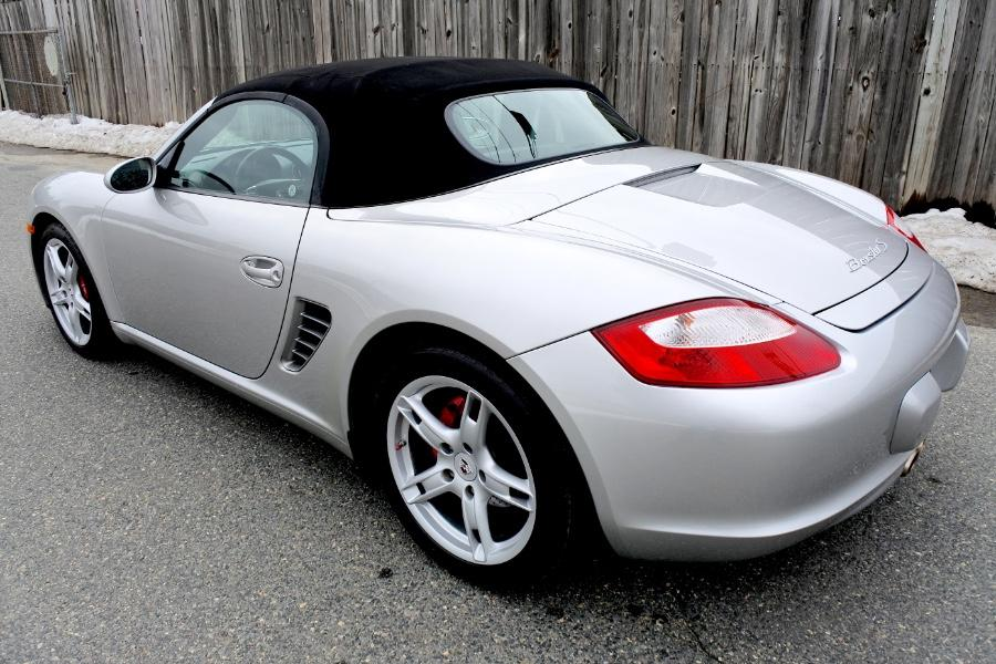 Used 2007 Porsche Boxster 2dr Roadster S Used 2007 Porsche Boxster 2dr Roadster S for sale  at Metro West Motorcars LLC in Shrewsbury MA 19