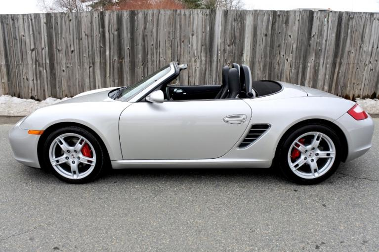 Used 2007 Porsche Boxster S Roadster Used 2007 Porsche Boxster S Roadster for sale  at Metro West Motorcars LLC in Shrewsbury MA 2