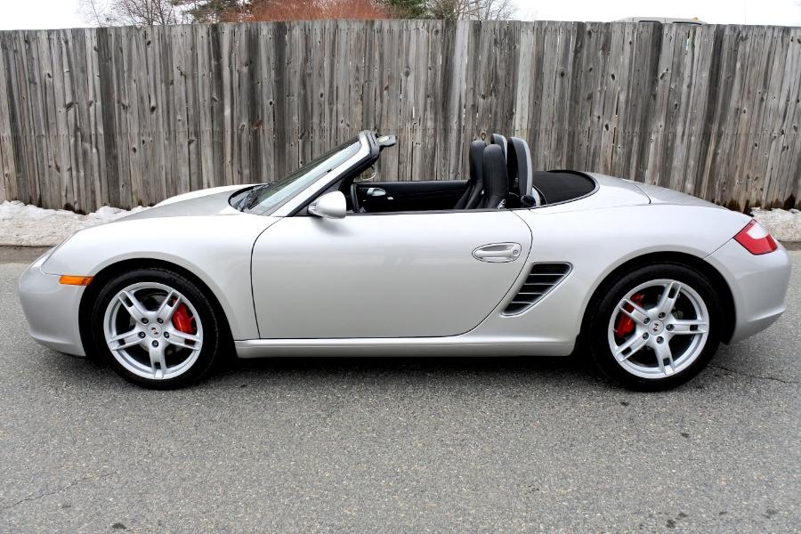 Used 2007 Porsche Boxster 2dr Roadster S Used 2007 Porsche Boxster 2dr Roadster S for sale  at Metro West Motorcars LLC in Shrewsbury MA 2