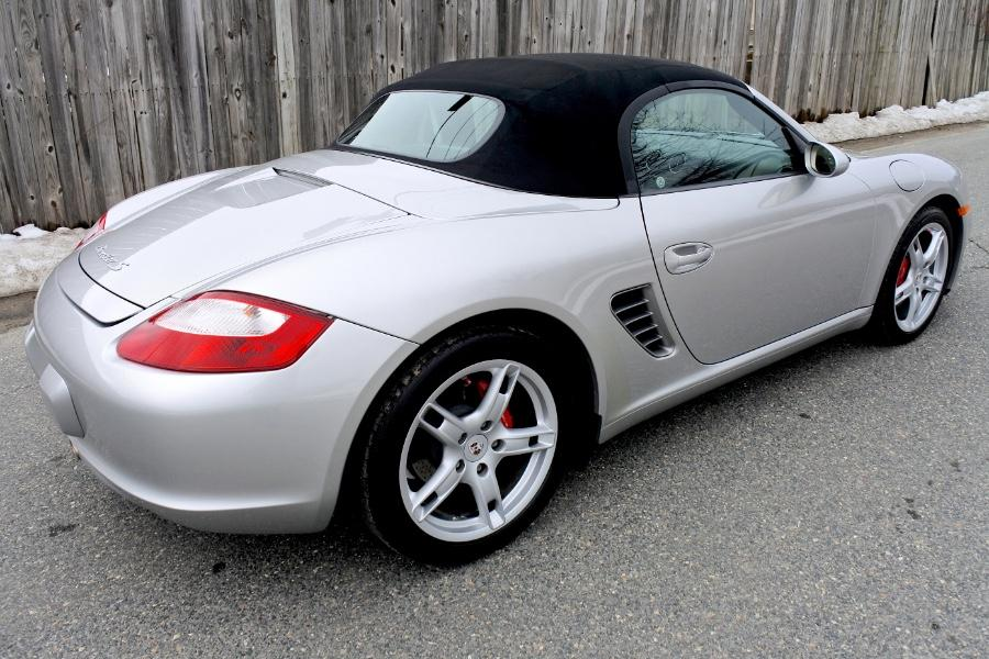 Used 2007 Porsche Boxster S Roadster Used 2007 Porsche Boxster S Roadster for sale  at Metro West Motorcars LLC in Shrewsbury MA 21
