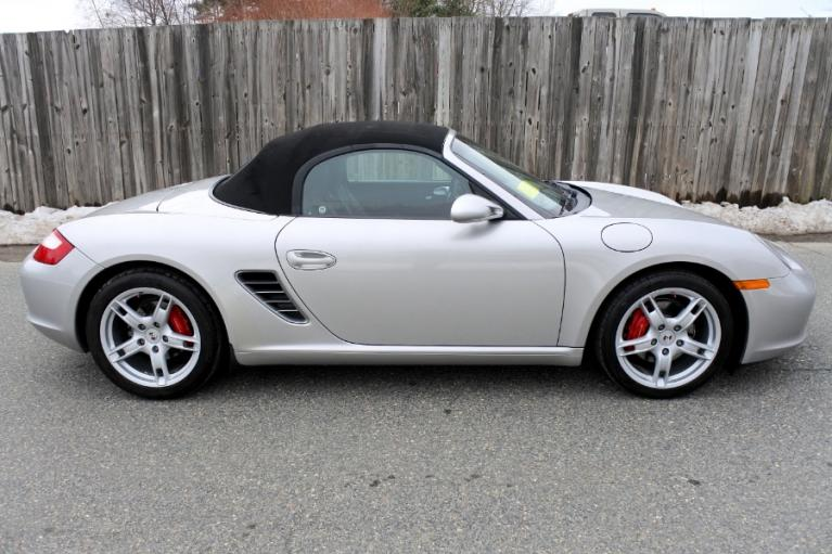 Used 2007 Porsche Boxster S Roadster Used 2007 Porsche Boxster S Roadster for sale  at Metro West Motorcars LLC in Shrewsbury MA 22
