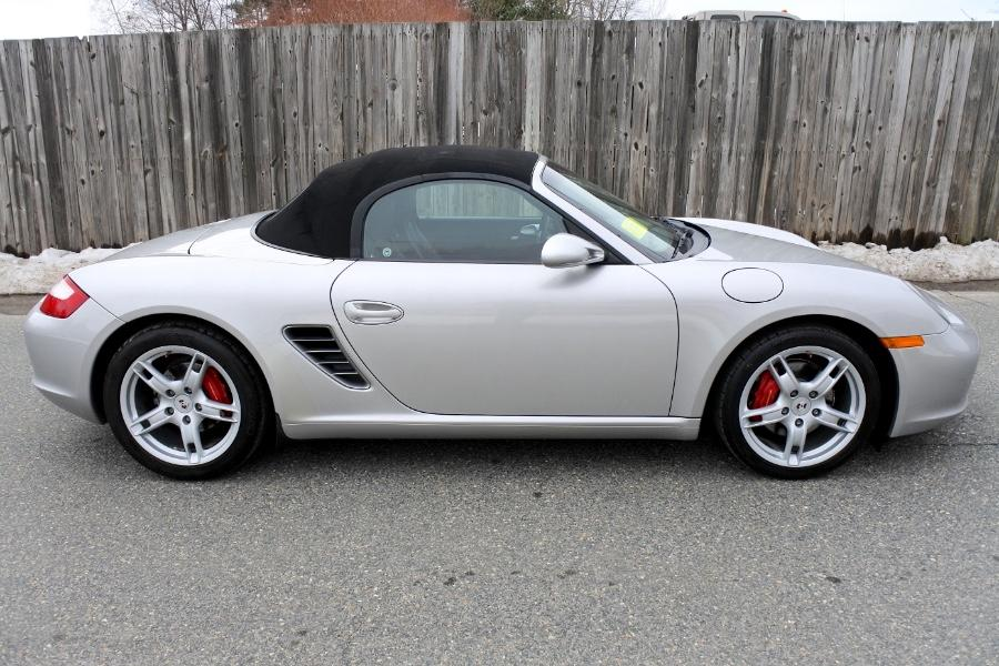 Used 2007 Porsche Boxster 2dr Roadster S Used 2007 Porsche Boxster 2dr Roadster S for sale  at Metro West Motorcars LLC in Shrewsbury MA 22