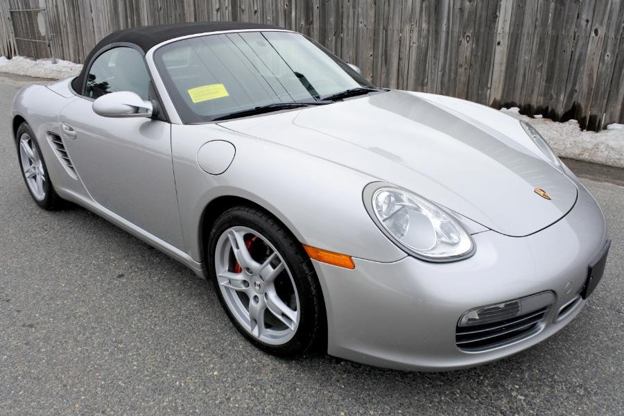 Used 2007 Porsche Boxster S Roadster Used 2007 Porsche Boxster S Roadster for sale  at Metro West Motorcars LLC in Shrewsbury MA 23