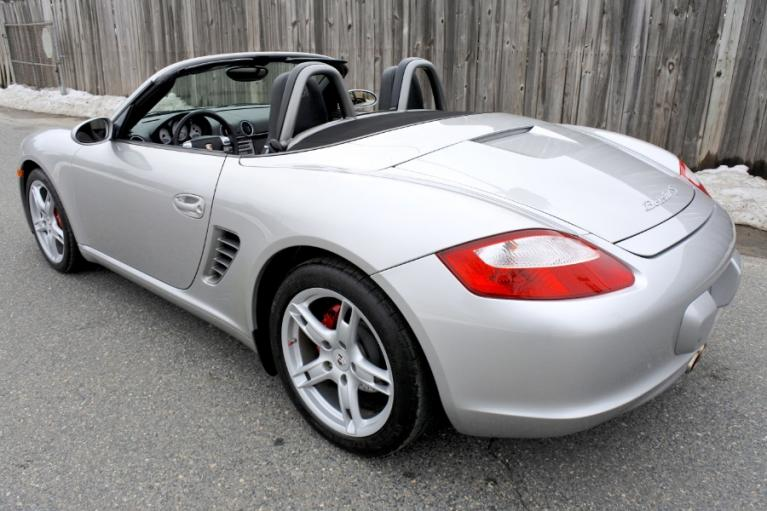 Used 2007 Porsche Boxster S Roadster Used 2007 Porsche Boxster S Roadster for sale  at Metro West Motorcars LLC in Shrewsbury MA 3