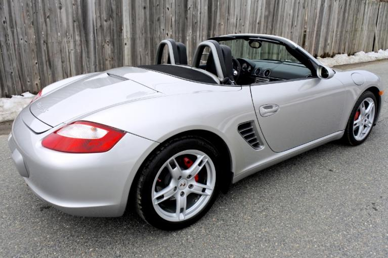 Used 2007 Porsche Boxster S Roadster Used 2007 Porsche Boxster S Roadster for sale  at Metro West Motorcars LLC in Shrewsbury MA 5