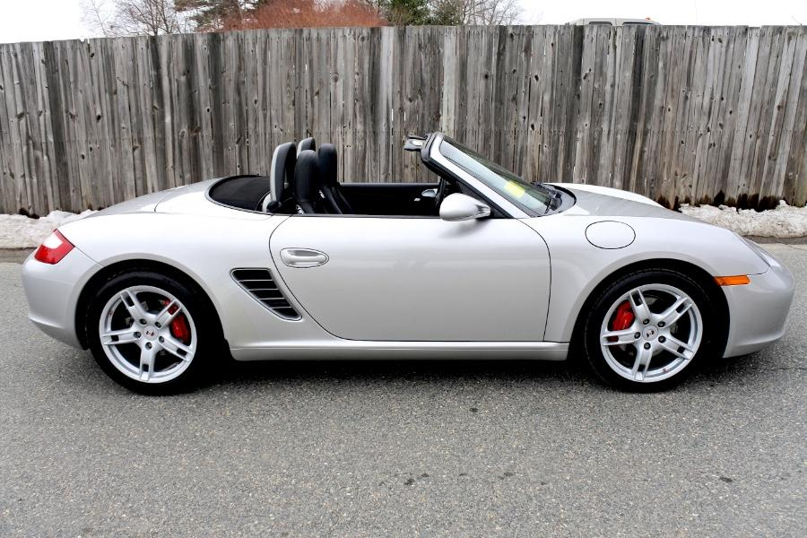 Used 2007 Porsche Boxster S Roadster Used 2007 Porsche Boxster S Roadster for sale  at Metro West Motorcars LLC in Shrewsbury MA 6