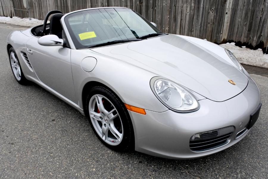 Used 2007 Porsche Boxster S Roadster Used 2007 Porsche Boxster S Roadster for sale  at Metro West Motorcars LLC in Shrewsbury MA 7