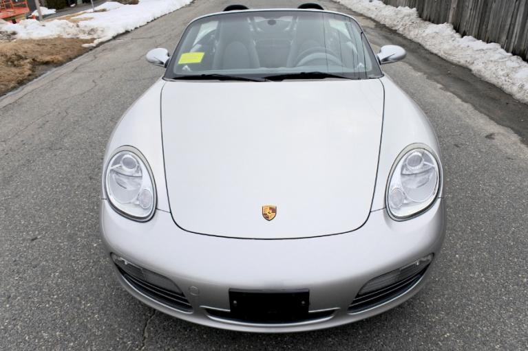 Used 2007 Porsche Boxster S Roadster Used 2007 Porsche Boxster S Roadster for sale  at Metro West Motorcars LLC in Shrewsbury MA 8