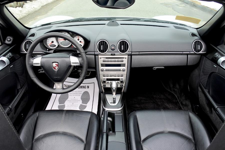 Used 2007 Porsche Boxster 2dr Roadster S Used 2007 Porsche Boxster 2dr Roadster S for sale  at Metro West Motorcars LLC in Shrewsbury MA 9