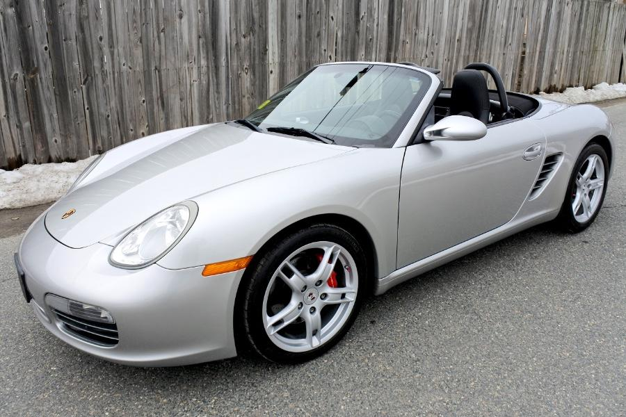 Used 2007 Porsche Boxster S Roadster Used 2007 Porsche Boxster S Roadster for sale  at Metro West Motorcars LLC in Shrewsbury MA 1