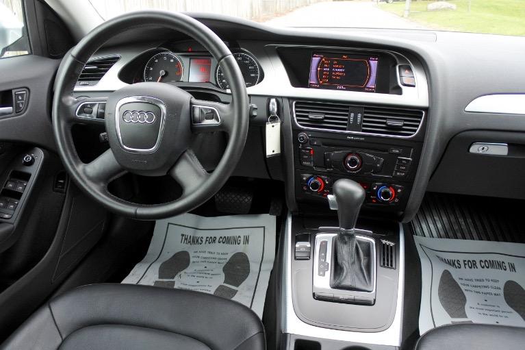 Used 2012 Audi A4 2.0T Premium Plus Quattro Used 2012 Audi A4 2.0T Premium Plus Quattro for sale  at Metro West Motorcars LLC in Shrewsbury MA 10