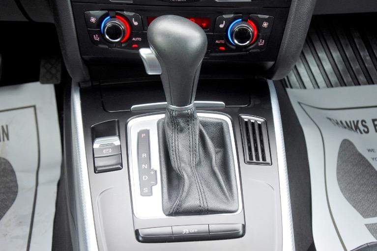 Used 2012 Audi A4 2.0T Premium Plus Quattro Used 2012 Audi A4 2.0T Premium Plus Quattro for sale  at Metro West Motorcars LLC in Shrewsbury MA 12