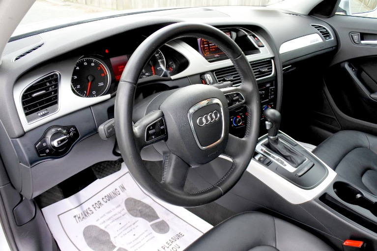 Used 2012 Audi A4 2.0T Premium Plus Quattro Used 2012 Audi A4 2.0T Premium Plus Quattro for sale  at Metro West Motorcars LLC in Shrewsbury MA 13