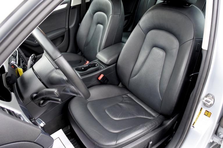 Used 2012 Audi A4 2.0T Premium Plus Quattro Used 2012 Audi A4 2.0T Premium Plus Quattro for sale  at Metro West Motorcars LLC in Shrewsbury MA 14