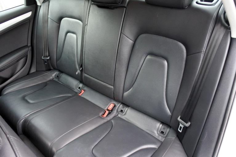 Used 2012 Audi A4 2.0T Premium Plus Quattro Used 2012 Audi A4 2.0T Premium Plus Quattro for sale  at Metro West Motorcars LLC in Shrewsbury MA 16