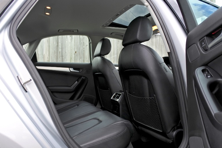 Used 2012 Audi A4 2.0T Premium Plus Quattro Used 2012 Audi A4 2.0T Premium Plus Quattro for sale  at Metro West Motorcars LLC in Shrewsbury MA 18