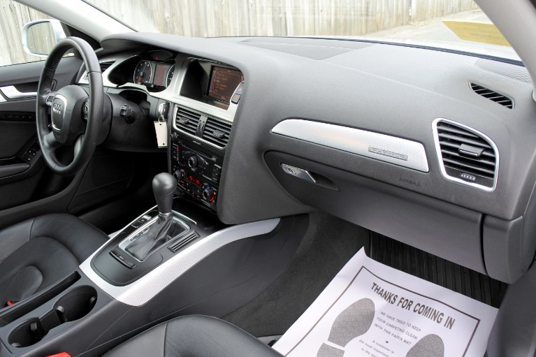 Used 2012 Audi A4 2.0T Premium Plus Quattro Used 2012 Audi A4 2.0T Premium Plus Quattro for sale  at Metro West Motorcars LLC in Shrewsbury MA 20
