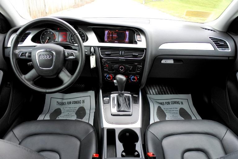 Used 2012 Audi A4 2.0T Premium Plus Quattro Used 2012 Audi A4 2.0T Premium Plus Quattro for sale  at Metro West Motorcars LLC in Shrewsbury MA 9