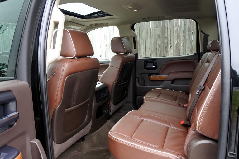 Used 2014 Chevrolet Silverado 1500 4WD Crew Cab 143.5' High Country Used 2014 Chevrolet Silverado 1500 4WD Crew Cab 143.5' High Country for sale  at Metro West Motorcars LLC in Shrewsbury MA 14