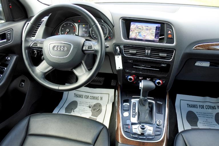 Used 2015 Audi Q5 2.0T Premium Plus Quattro Used 2015 Audi Q5 2.0T Premium Plus Quattro for sale  at Metro West Motorcars LLC in Shrewsbury MA 10