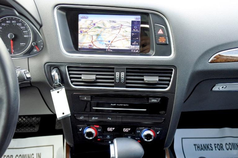 Used 2015 Audi Q5 2.0T Premium Plus Quattro Used 2015 Audi Q5 2.0T Premium Plus Quattro for sale  at Metro West Motorcars LLC in Shrewsbury MA 11