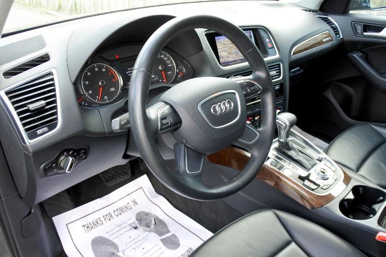 Used 2015 Audi Q5 2.0T Premium Plus Quattro Used 2015 Audi Q5 2.0T Premium Plus Quattro for sale  at Metro West Motorcars LLC in Shrewsbury MA 13