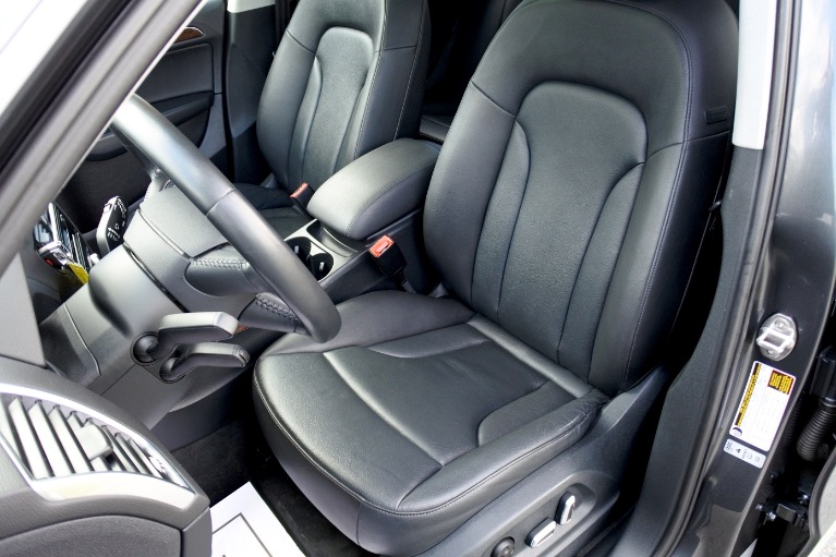 Used 2015 Audi Q5 2.0T Premium Plus Quattro Used 2015 Audi Q5 2.0T Premium Plus Quattro for sale  at Metro West Motorcars LLC in Shrewsbury MA 14