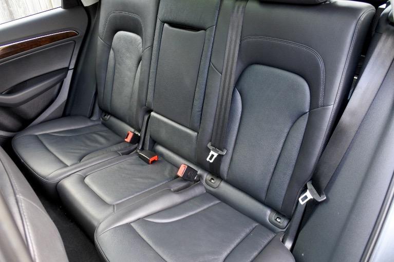 Used 2015 Audi Q5 2.0T Premium Plus Quattro Used 2015 Audi Q5 2.0T Premium Plus Quattro for sale  at Metro West Motorcars LLC in Shrewsbury MA 16