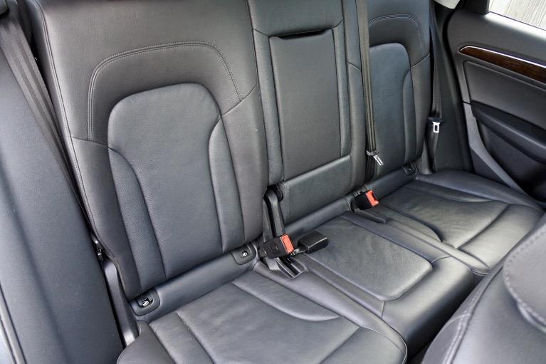 Used 2015 Audi Q5 2.0T Premium Plus Quattro Used 2015 Audi Q5 2.0T Premium Plus Quattro for sale  at Metro West Motorcars LLC in Shrewsbury MA 18