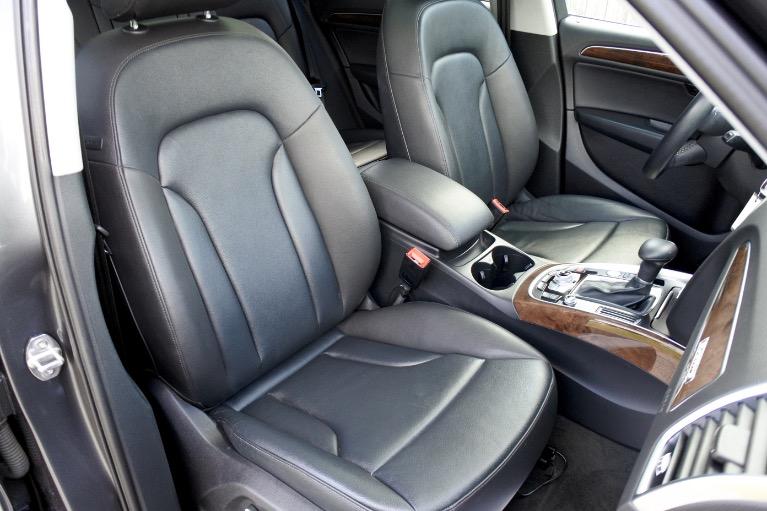 Used 2015 Audi Q5 2.0T Premium Plus Quattro Used 2015 Audi Q5 2.0T Premium Plus Quattro for sale  at Metro West Motorcars LLC in Shrewsbury MA 20