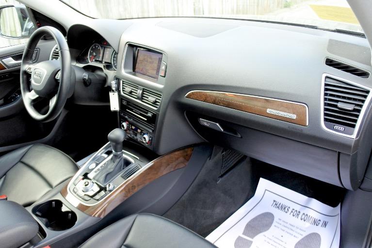Used 2015 Audi Q5 2.0T Premium Plus Quattro Used 2015 Audi Q5 2.0T Premium Plus Quattro for sale  at Metro West Motorcars LLC in Shrewsbury MA 21