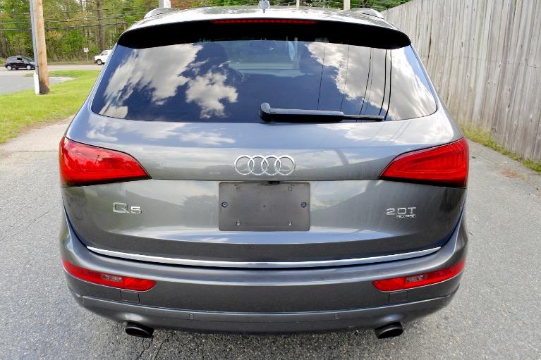 Used 2015 Audi Q5 2.0T Premium Plus Quattro Used 2015 Audi Q5 2.0T Premium Plus Quattro for sale  at Metro West Motorcars LLC in Shrewsbury MA 4
