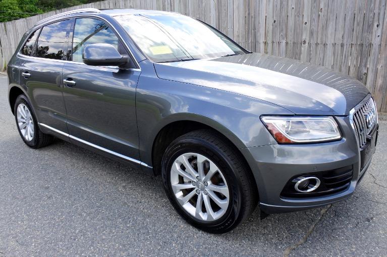 Used 2015 Audi Q5 2.0T Premium Plus Quattro Used 2015 Audi Q5 2.0T Premium Plus Quattro for sale  at Metro West Motorcars LLC in Shrewsbury MA 7