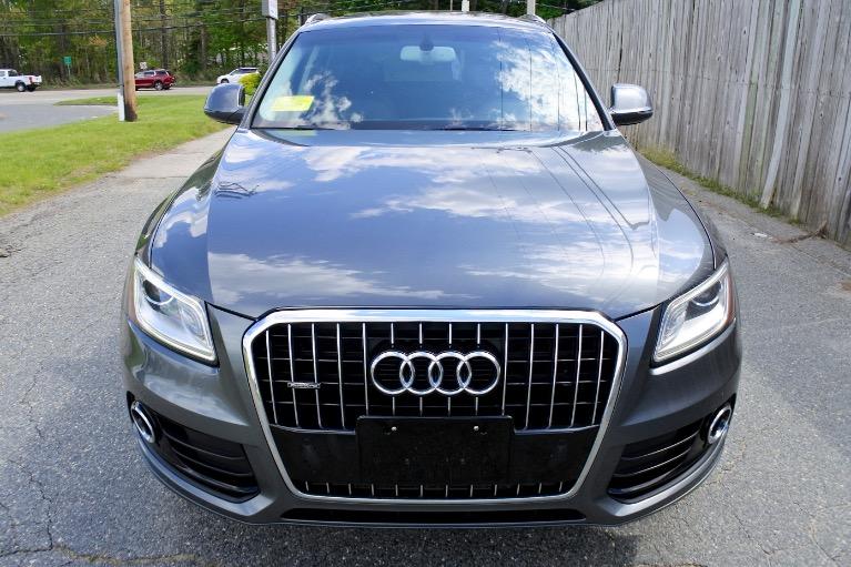 Used 2015 Audi Q5 2.0T Premium Plus Quattro Used 2015 Audi Q5 2.0T Premium Plus Quattro for sale  at Metro West Motorcars LLC in Shrewsbury MA 8
