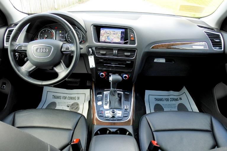 Used 2015 Audi Q5 2.0T Premium Plus Quattro Used 2015 Audi Q5 2.0T Premium Plus Quattro for sale  at Metro West Motorcars LLC in Shrewsbury MA 9