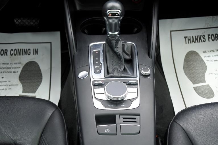 Used 2015 Audi A3 2.0T Premium Plus Quattro Used 2015 Audi A3 2.0T Premium Plus Quattro for sale  at Metro West Motorcars LLC in Shrewsbury MA 12