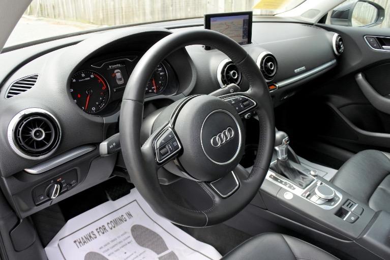 Used 2015 Audi A3 2.0T Premium Plus Quattro Used 2015 Audi A3 2.0T Premium Plus Quattro for sale  at Metro West Motorcars LLC in Shrewsbury MA 13