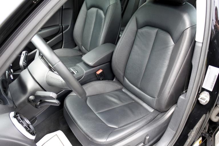 Used 2015 Audi A3 2.0T Premium Plus Quattro Used 2015 Audi A3 2.0T Premium Plus Quattro for sale  at Metro West Motorcars LLC in Shrewsbury MA 14