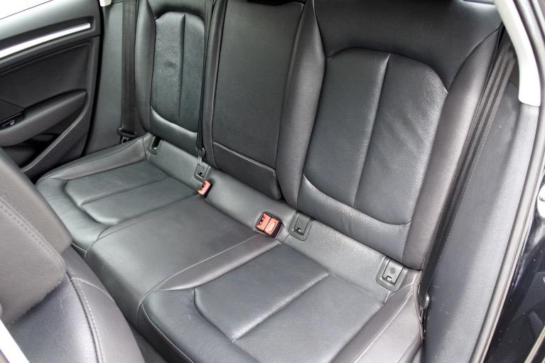 Used 2015 Audi A3 2.0T Premium Plus Quattro Used 2015 Audi A3 2.0T Premium Plus Quattro for sale  at Metro West Motorcars LLC in Shrewsbury MA 16