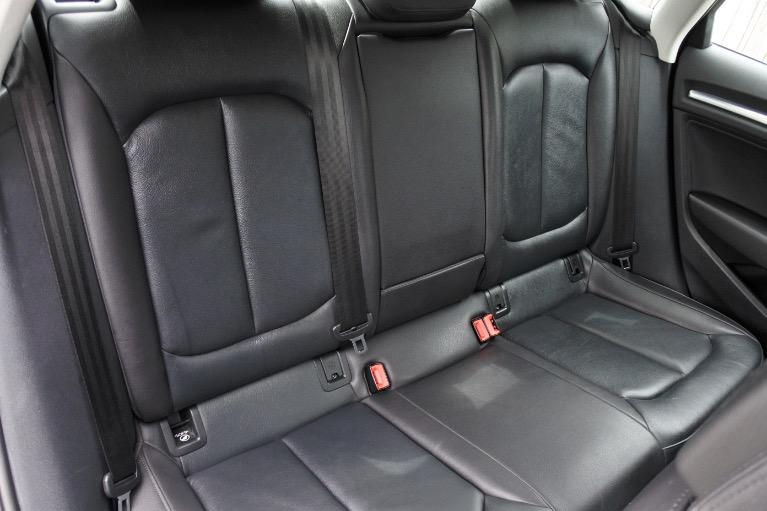 Used 2015 Audi A3 2.0T Premium Plus Quattro Used 2015 Audi A3 2.0T Premium Plus Quattro for sale  at Metro West Motorcars LLC in Shrewsbury MA 17