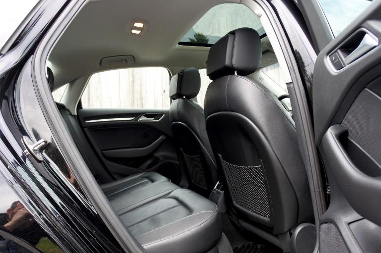 Used 2015 Audi A3 2.0T Premium Plus Quattro Used 2015 Audi A3 2.0T Premium Plus Quattro for sale  at Metro West Motorcars LLC in Shrewsbury MA 18