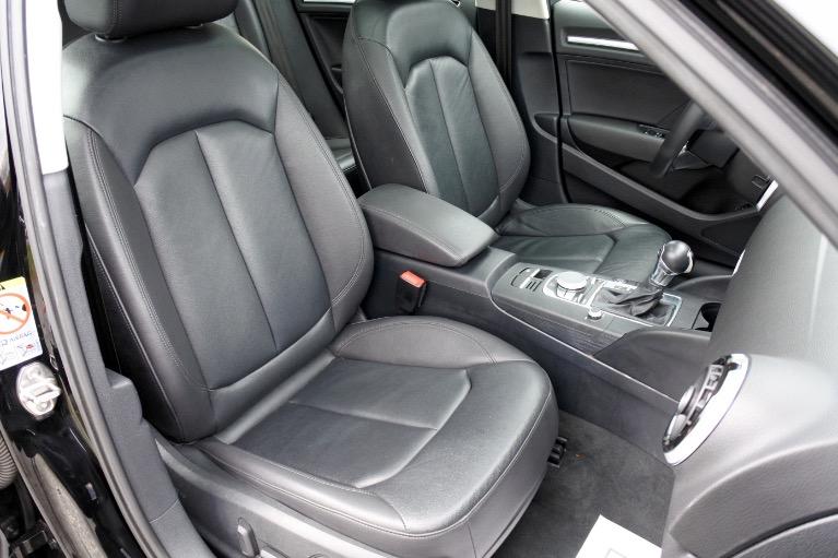 Used 2015 Audi A3 2.0T Premium Plus Quattro Used 2015 Audi A3 2.0T Premium Plus Quattro for sale  at Metro West Motorcars LLC in Shrewsbury MA 19