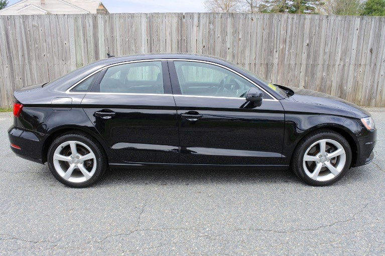 Used 2015 Audi A3 2.0T Premium Plus Quattro Used 2015 Audi A3 2.0T Premium Plus Quattro for sale  at Metro West Motorcars LLC in Shrewsbury MA 6