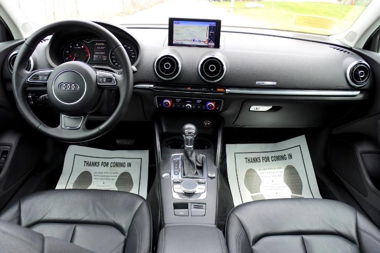 Used 2015 Audi A3 2.0T Premium Plus Quattro Used 2015 Audi A3 2.0T Premium Plus Quattro for sale  at Metro West Motorcars LLC in Shrewsbury MA 9