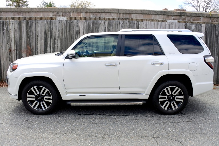 Used 2015 Toyota 4runner Limited 4WD Used 2015 Toyota 4runner Limited 4WD for sale  at Metro West Motorcars LLC in Shrewsbury MA 2