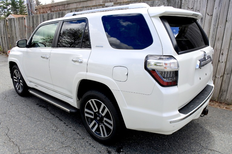 Used 2015 Toyota 4runner Limited 4WD Used 2015 Toyota 4runner Limited 4WD for sale  at Metro West Motorcars LLC in Shrewsbury MA 3