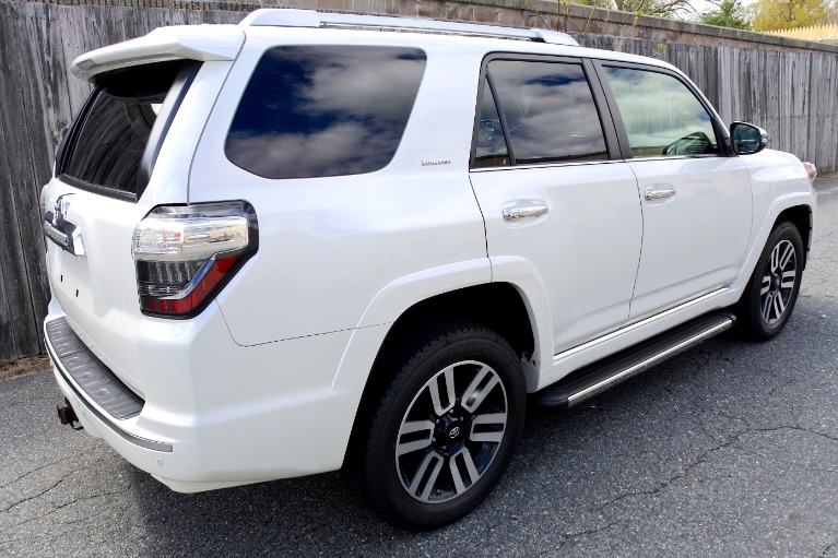 Used 2015 Toyota 4runner Limited 4WD Used 2015 Toyota 4runner Limited 4WD for sale  at Metro West Motorcars LLC in Shrewsbury MA 5