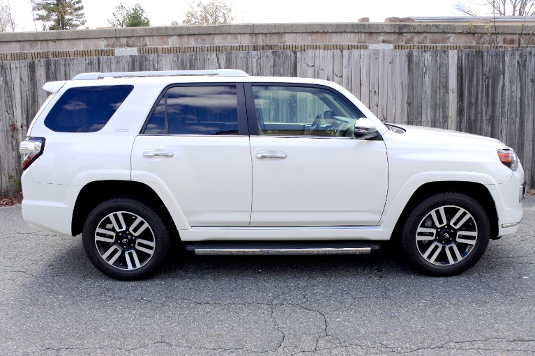 Used 2015 Toyota 4runner Limited 4WD Used 2015 Toyota 4runner Limited 4WD for sale  at Metro West Motorcars LLC in Shrewsbury MA 6