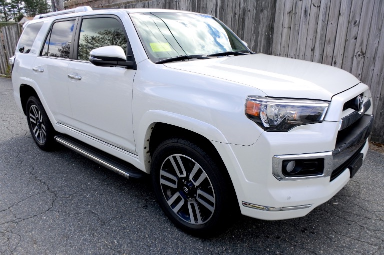 Used 2015 Toyota 4runner Limited 4WD Used 2015 Toyota 4runner Limited 4WD for sale  at Metro West Motorcars LLC in Shrewsbury MA 7